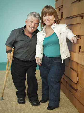 Matt & Amy Roloff