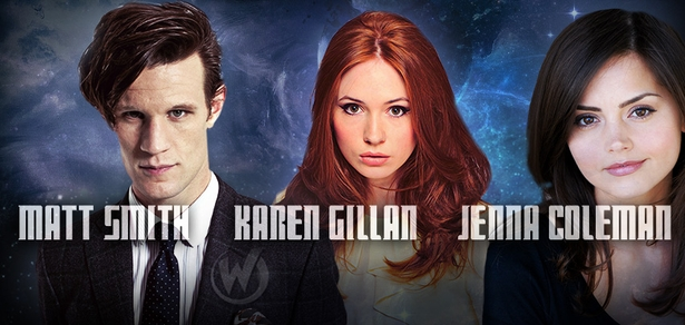 Oh, Doctor! Matt Smith, Karen Gillan, Jenna Coleman To Attend Wizard World Comic Con New Orleans!