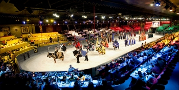 Medieval Times Hearkens Back To Earlier Era @ Wizard World Comic Con NYC Experience This Weekend