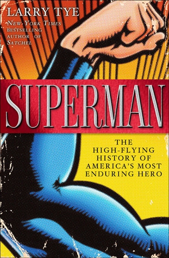 Meet New Superman Author Larry Tye @ Chicago Comic Con!