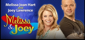 Melissa Joan Hart & Joey Lawrence, �Melissa & Joey,� Coming to Wizard World Chicago!
