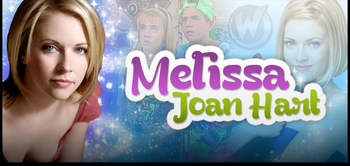Melissa Joan Hart, �<i>Sabrina, the Teenage Witch</i>,� Joins the Wizard World Comic Con Tour!
