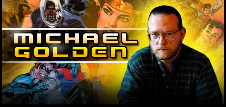 Michael Golden, <i>Rogue</i> Co-Creator and  Legendary Artist, Joins the Wizard World Tour!
