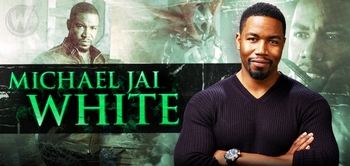 Michael Jai White, <i>Ben Turner/Bronze Tiger</i>, �Arrow�, Coming to Chicago Comic Con!