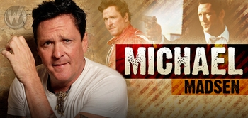Michael Madsen, <i>Reservoir Dogs</i>, Coming to Richmond Comic Con!