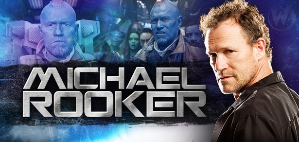 Michael Rooker, GUARDIANS OF THE GALAXY & �The Walking Dead� Coming to New Orleans, Portland, Madison, Indianapolis, Cleveland & Las Vegas 2015!