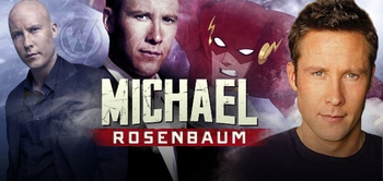 Michael Rosenbaum, <i>Lex Luthor</i>, �Smallville,� Joins the Wizard World Comic Con Tour!