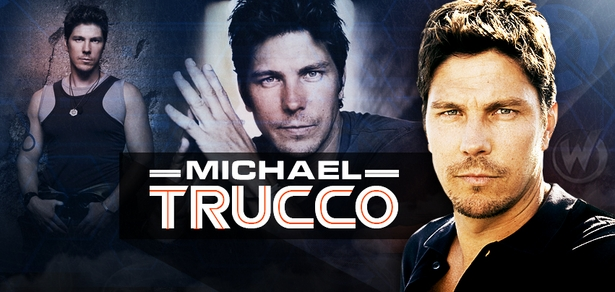 Michael Trucco, <i>Ensign Samuel Anders</i>, �Battlestar Galactica,� Coming to Nashville Comic Con!