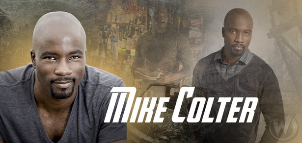 Mike Colter, <i>Luke Cage</i>, �Jessica Jones,� Coming to Portland!