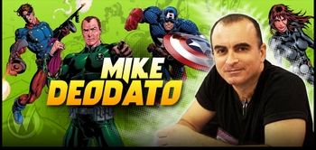 Mike Deodato Jr., Famed Brazilian Artist, Joins the Wizard World Comic ConTour!
