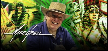 Mike Grell, <i>Green Arrow</i> Legendary Artist, Coming to Madison Comic Con!