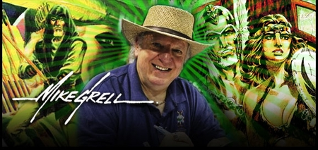 Mike Grell, <i>Green Arrow</i> Legendary Artist, Joins the Wizard World Comic Con Tour!