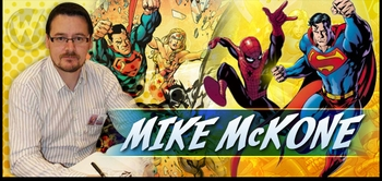 Mike McKone, <i>X-Men</i> artist, Coming to Nashville!