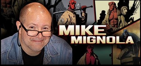 Mike Mignola, <i>Hellboy</i> Creator, Joins the Wizard World Comic Con Tour!