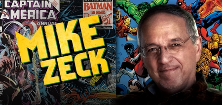 Mike Zeck, <i>Spider-Man</i> artist, Coming to Chicago, Austin & Reno!
