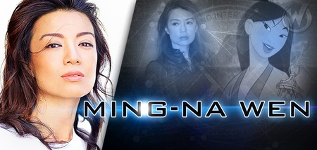 Ming-Na Wen, <i>Melinda May</i>, �Marvel�s Agents of S.H.I.E.L.D.,� Coming to Portland Comic Con!