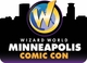 Minneapolis Comic Con 2015 Wizard World Convention 3-Day Weekend Admission May 1-2-3, 2015