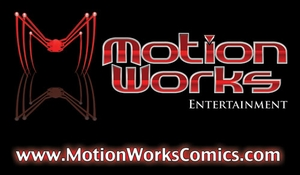 MotionWorks is proud to announce the release of Sundown by James O'Barr @ New Orleans Comic Con!