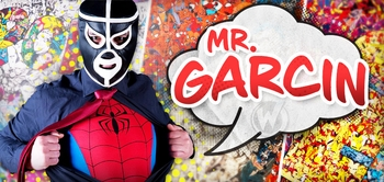 Mr. Garcin, <i>The Amazing Spider-Man</i>, Coming to Nashville Comic Con!