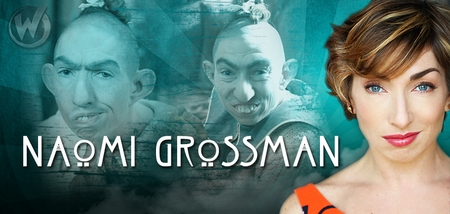 Naomi Grossman, <i>Pepper</i>, �American Horror Story,� Coming to St. Louis!
