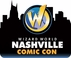 Nashville Comic Con 2015 Wizard World Convention 3-Day Weekend Admission September 25-26-27, 2015