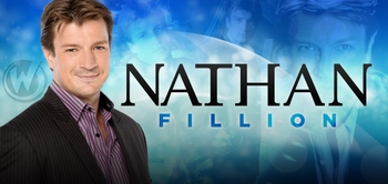Nathan Fillion, �Castle,� �Firefly,� SERENITY, Coming to