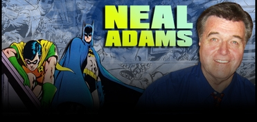 Neal Adams VIP Experience @ Wizard World Comic Con Des Moines 2015