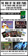 Nerds of the World, Unite! It�s �The Way of the Nerd� @ Chicago Comic Con!