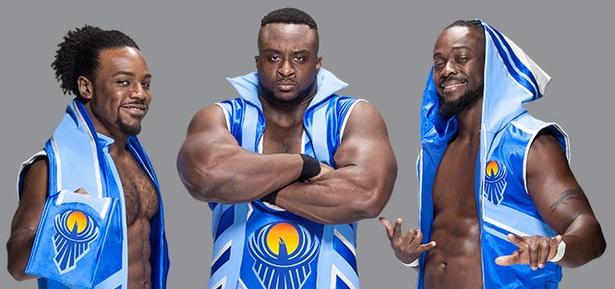 WWE� Superstars The New Day� (Xavier Woods�, Kofi Kingston� & Big E�), Coming to Atlanta!