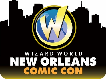 New Orleans Comic Con 2014 Wizard World Convention 3-Day Weekend Ticket November 30 - December 1-2, 2012