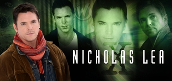 Nicholas Lea, <i>Alex Krycek/Michel</i>, �The X-Files,� Coming to Chicago Comic Con!