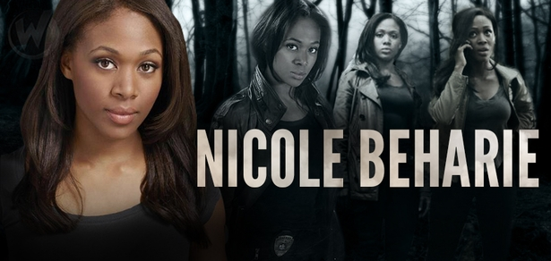 Nicole Beharie, <i>Lt. Abbie Mills</i>, �Sleepy Hollow,� Coming to Chicago Comic Con!