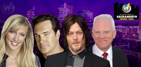 Norman Reedus, Danny Trejo, Katie Cassidy, Henry Winkler Among Top Celebrities Scheduled To Attend Wizard World Comic Con Sacramento, June 19-21