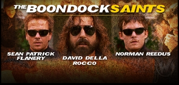 Norman Reedus, Sean Patrick Flanery & David Della Rocca, �<i>Boondock Saints</i>,� Coming to