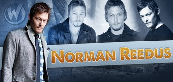 <i>Norman Reedus</i>, �The Walking Dead,� Joins the Wizard World Comic Con Tour!