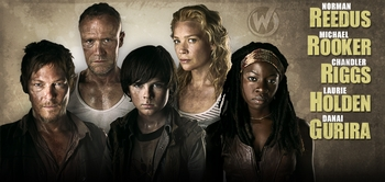 NYC Apocalypse! Reedus, Rooker, Holden, Gurira, Riggs Take Over Wizard World Comic Con NYC Experience!