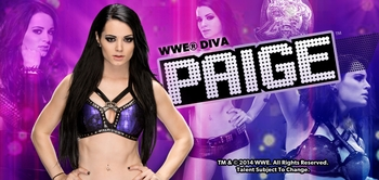 WWE� Diva Paige� To Attend Wizard World Chicago Comic Con, Friday, August 22