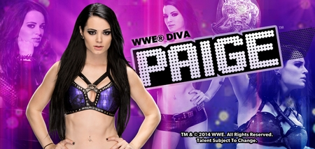 WWE� Diva Paige� To Attend Wizard World Austin Comic Con, Thursday, October 2