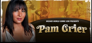 Pam Grier, �<i>Jackie Brown</i>,�  Comes to Wizard World Philadelphia & Chicago Comic Cons!