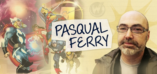 Pasqual Ferry, <i>Marvel Cover Artist</i>, Coming to Las Vegas!