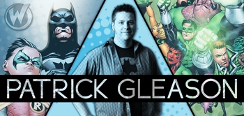 Patrick Gleason, <i>Batman & Robin</i>, Joins the Wizard World Comic Con Tour!