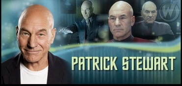 Patrick Stewart VIP Experience @ Chicago Comic Con 2014