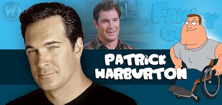 Patrick Warburton, <i>Joe Swanson</i>, �Family Guy,� <i>David Puddy</i>, �Seinfeld,� Coming to Sacramento!