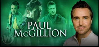 Paul McGillion, <i>Dr. Carson Beckett</i>, from  �Stargate: Atlantis,� Joins the Wizard World Comic Con Tour!