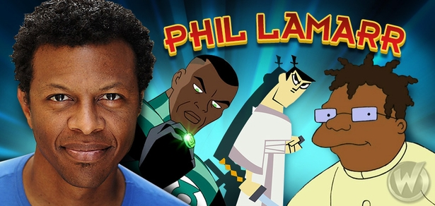 Phil LaMarr, <i>Hermes Conrad</i>, �Futurama,� Coming to Fan Fest Chicago & St. Louis!