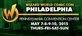 Wizard World Comic Con Philadelphia 2015 4-Day Weekend Admission May 7-8-9-10, 2015