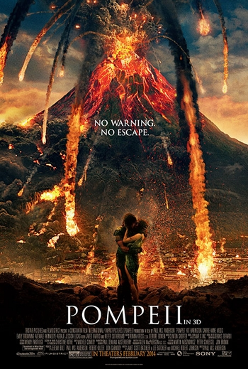 <i>POMPEII</i> Exclusive Footage to be shown during the Costume Contest @ Wizard World!