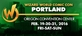 Wizard World Comic Con Portland 2016 3-Day Weekend Admission February 19-20-21, 2016