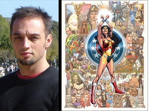 Pre-Wizard World New Orleans Party and Signing with Phil Jimenez!