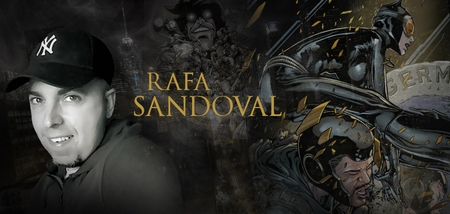 Rafa Sandoval, <i>Catwoman</i>, Coming to New Orleans!